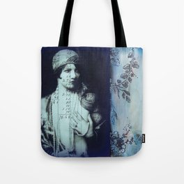 Just After Midnight Tote Bag