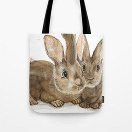 Oliver & Jack - Wild Rabbits Tote Bag