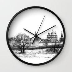 Iossio-Volotzky monastery SK0138 Wall Clock