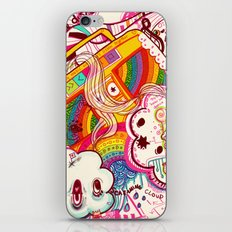 Welcome to the Disco iPhone & iPod Skin