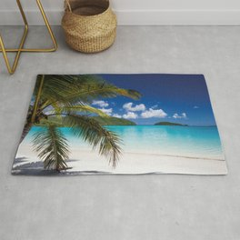 Tropical Shore Rug
