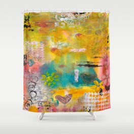 Summer Afternoons Shower Curtain