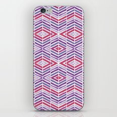 Gem Tone Watercolor Diamonds iPhone & iPod Skin
