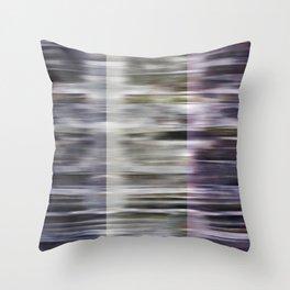 three rhythms Throw Pillow