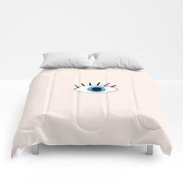 Blue eye Comforters