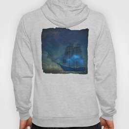 Ships and Stars Hoody
