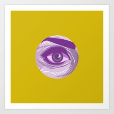 // EYE-SPY // Art Print