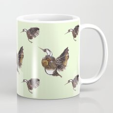 Green Hummingbirds Mug