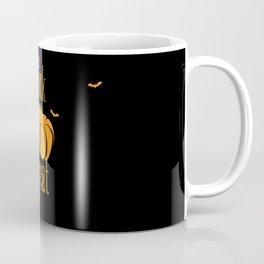 Trick Or Treat Halloween Coffee Mug