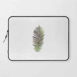 Photo fern . Ar Laptop Sleeve
