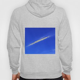 Flash of gold in the sky Hoody