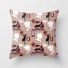 ooq Throw Pillow