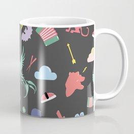 Myths // traditions pattern Coffee Mug