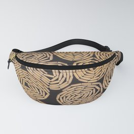 Rolled Mats Fanny Pack