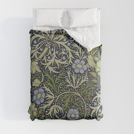 William Morris Seaweed Pattern Comforters