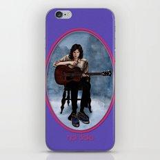 Bryter Layter iPhone & iPod Skin