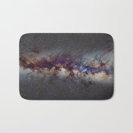 The Milky Way: from Scorpio, Antares and Sagitarius to Scutum and Cygnus Bath Mat