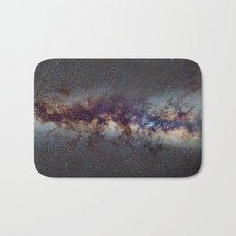 The Milky Way: from Scorpio, Antares and Sagitarius to Scutum and Cygnus Bath Mat