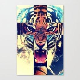 CROSS---TYGER Canvas Print