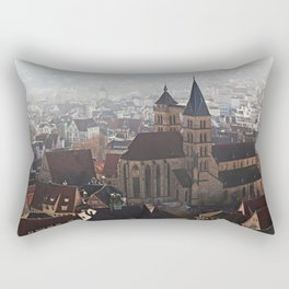 St. Dionys Cathedral Rectangular Pillow