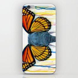 Butterfly Elephant iPhone Skin