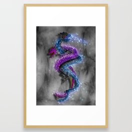 Double Dragon 3 Framed Art Print