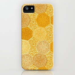 Saffron Souk iPhone Case