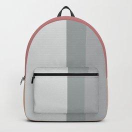 Transparent rainbow Backpack