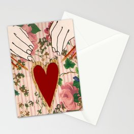 hands on Stationery Cards