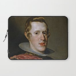 "Diego Velázquez ""Philip IV in Armour"" Laptop Sleeve"