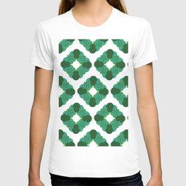 Evergreen writing T-shirt