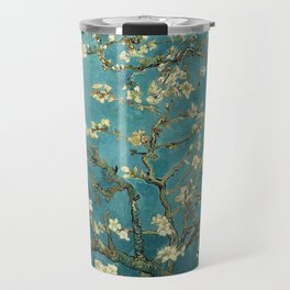 Blossoming Almond Tree Travel Mug
