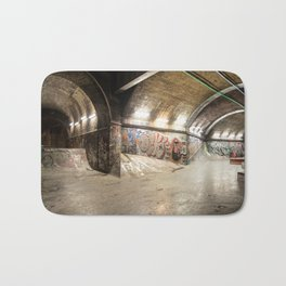 London Skate Park Bath Mat