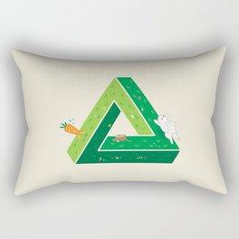 Chasing Rectangular Pillow