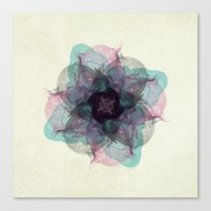 Devil's flower Canvas Print