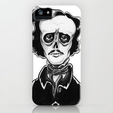 Poe Slim Case iPhone (5, 5s)