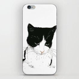 Curie iPhone Skin