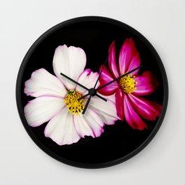 Sensation Cosmos Pair Wall Clock