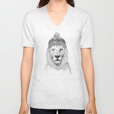 Winter is coming Unisex V-Neck