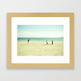 Unknowns 3 Framed Art Print
