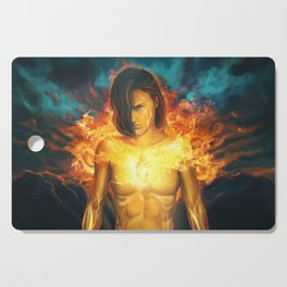 The Rebirth of the Phoenix Cutting Board