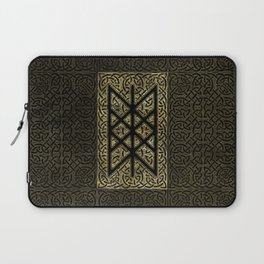 Web of Wyrd  -The Matrix of Fate Laptop Sleeve