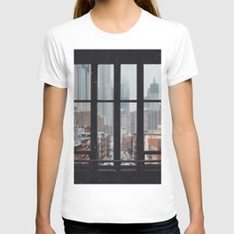 New York City Window T-shirt