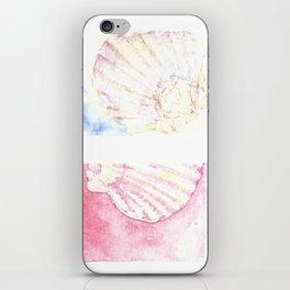 Scallops - 4 Vignettes iPhone Skin