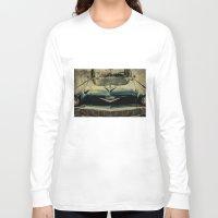 tame impala Long Sleeve T-shirts featuring Chevy Impala by Honey Malek