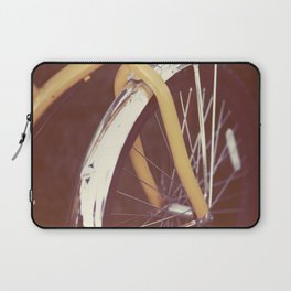 Yellow Ride #1 Laptop Sleeve