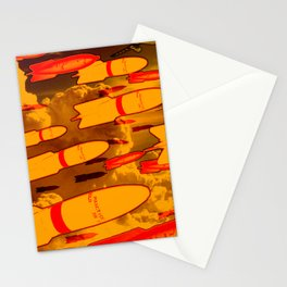 Rockets Man Stationery Cards