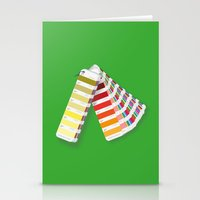 pantone Stationery Cards featuring PANTONE by VincenzoRusso