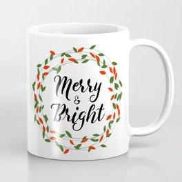 Merry & Bright Coffee Mug