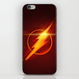 The Flash Movie Poster iPhone Skin